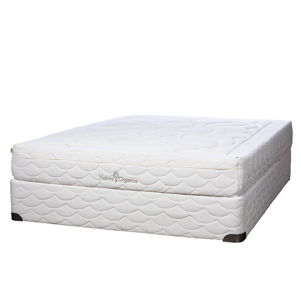 Natura Organics EcoBliss EuroTop 9 Inch Mattress