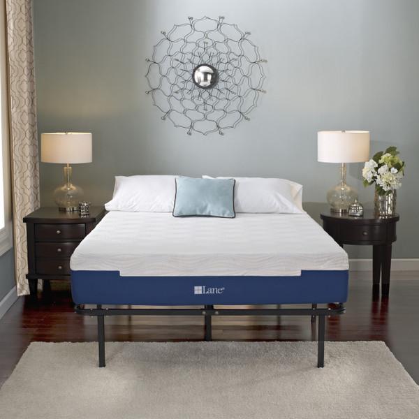 Boyd Specialty Sleep Lane Posture Sense Contour Lux III 9 inch Memory Foam Mattress|boyd specialty sleep, mattresses, lane contour lux III, memory foam mattress, 9 inch