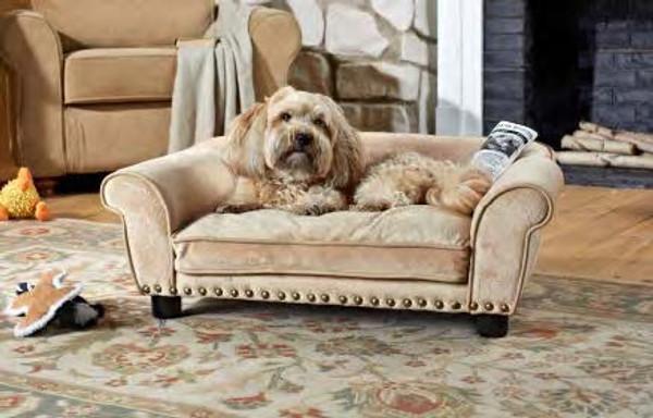 Enchanted Home Pet Ultra Plush Dreamcatcher Sofa|enchanted home pet beds, pet beds, snuggle pet sofa, snuggle beds, Dreamcatcher Sofa