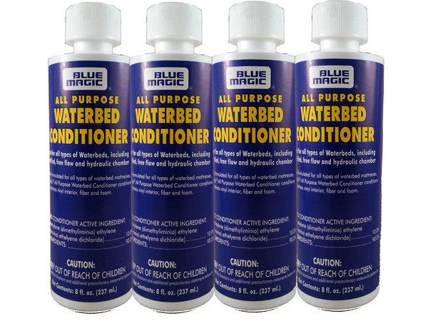 Multi Purpose Waterbed Conditioner 4 Pack|waterbed conditioner, innomax, multi purpose, 4 pack, waterbed accessories