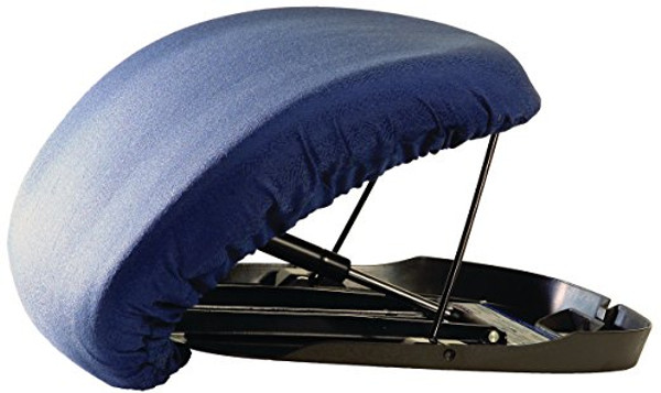 Carex Health Brands UPE 3 UPEASY Lifting Cushion, 200-340 lb|lift seat, stand assist, lift chair, pneumatic lift, uplift seat