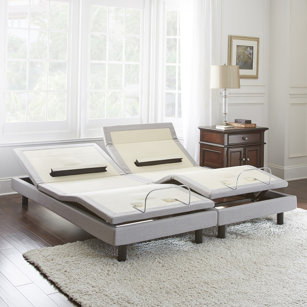Boyd Specialty Sleep Adjusta-Flex 9000 Adjustable Bed boyd specialty sleep, adjustable beds, adjustable base, adjustable bed frame, adjustable bed base, twin xl, queen