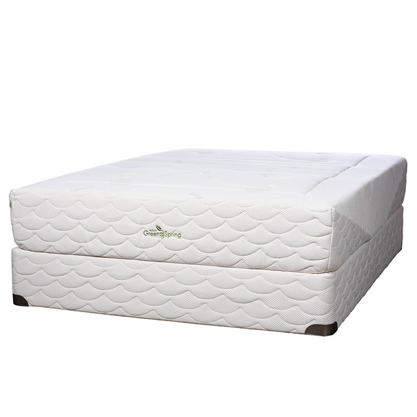 Natura Green Spring Liberta Firm Mattress