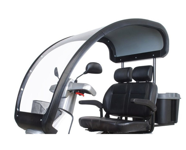 Afiscooter S Canopy Double Seat