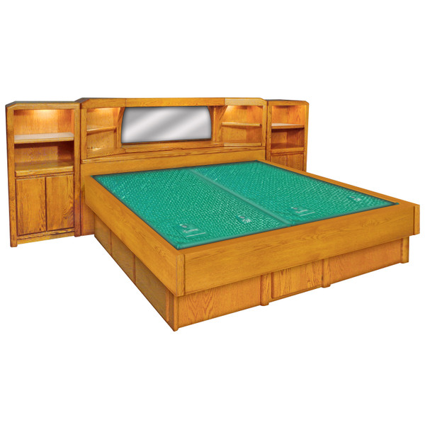 Marathon Mid-Wall Unit Waterbed