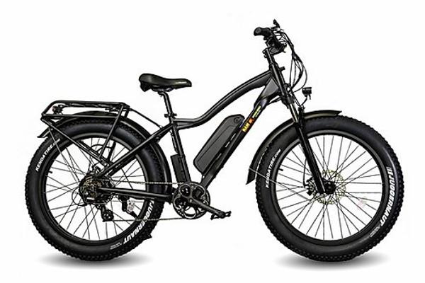 BAM EW-Supreme Electric Bike Black
