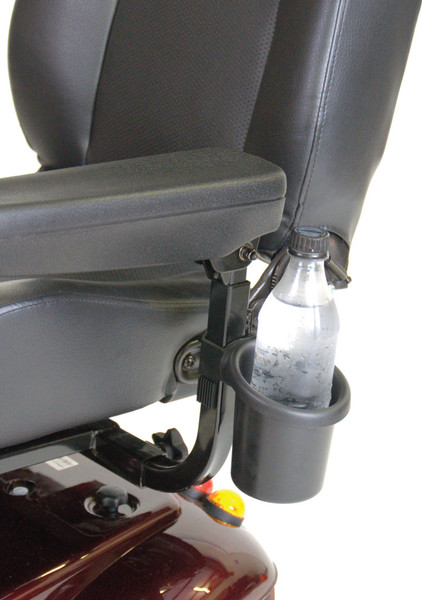 Power Mobility Cup Holder