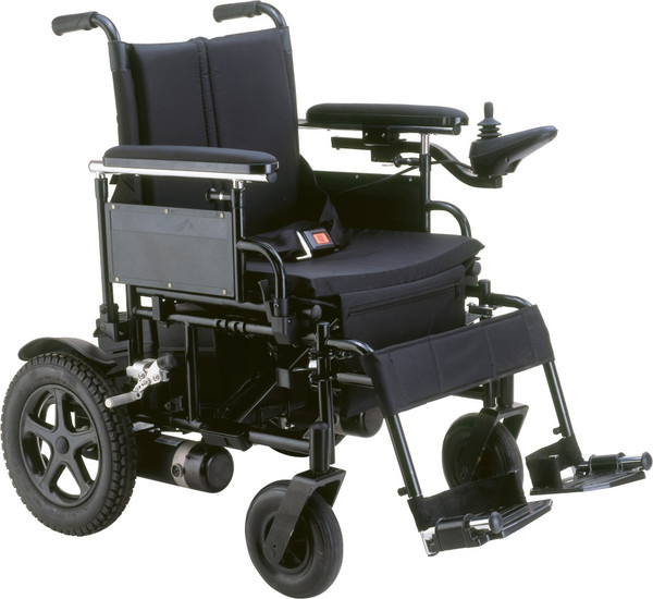 Cirrus Plus EC Folding Power Wheelchair