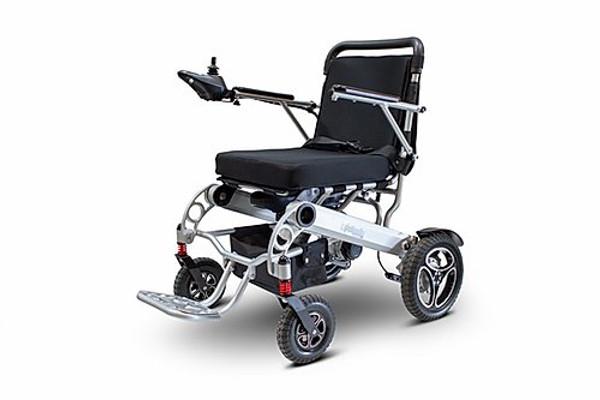 EW-M43 Power Wheelchair Silver