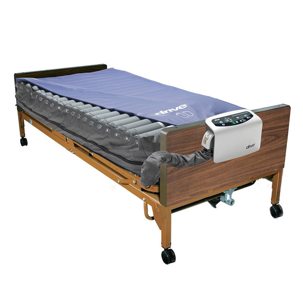 Harmony True Low Air Loss Tri-Therapy Mattress Replacement System