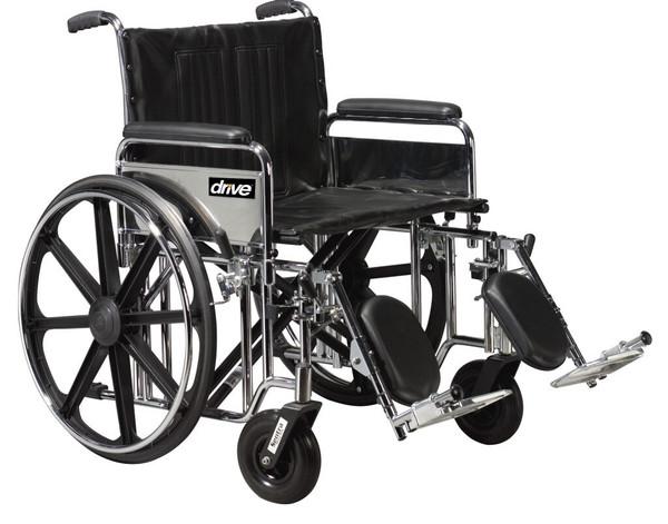 Bariatric Sentra Extra Heavy Duty Wheelchair
