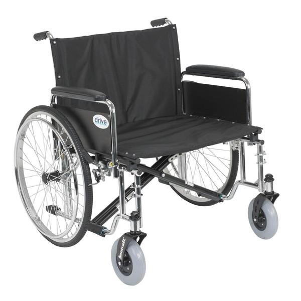 Bariatric Sentra EC Heavy Duty Extra Extra Wide Wheelchair