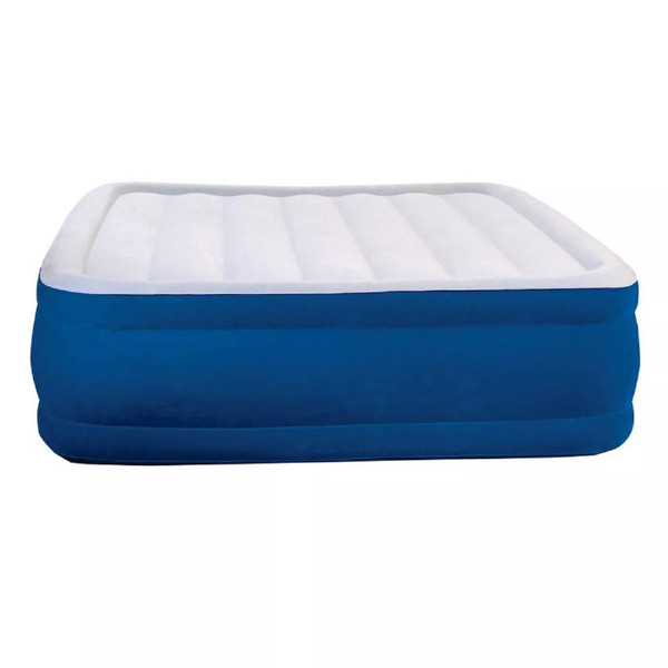 "Simmons Beautyrest Plushaire 17"" Raised Air Bed With Edge Support"