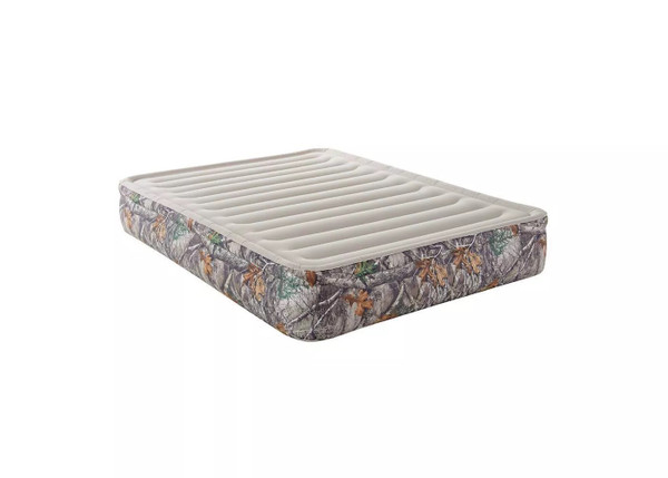 """RealTree Edge 13"""" Sport Air Raised Pillowtop Express Bed Queen"""