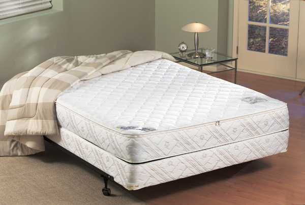 Prescription bed in memory foam mattress