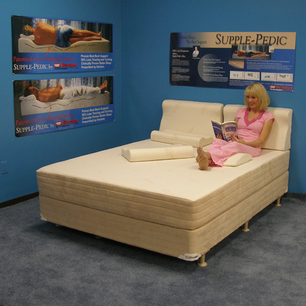orthopedic support memory foam mattress. Doctor prescribed toxin free suppotive bed