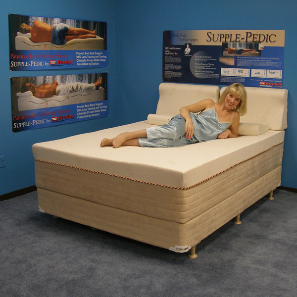 orthopedic support memory foam mattress