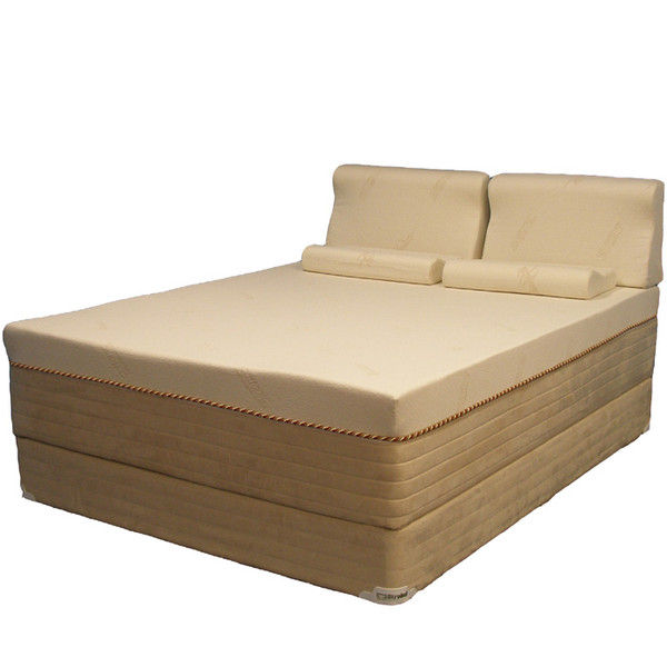 orthopedic support natural latex mattress