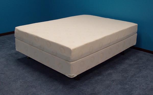natural latex organic mattress