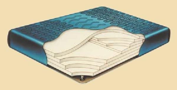 Regency V Hardside Waterbed