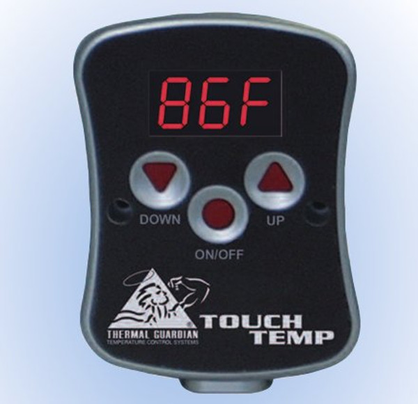 Waterbed Heater for Hardside Waterbeds