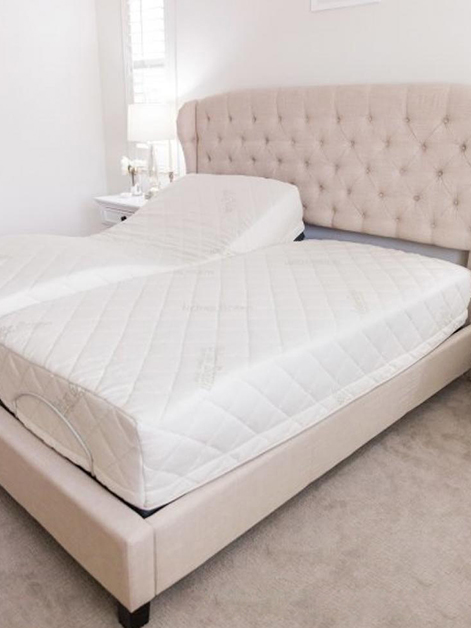 Latex mattresses, latex pillows and other latex bedding products including latex toppers