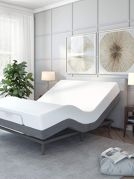Adjustable Bed in your Chic bedroom