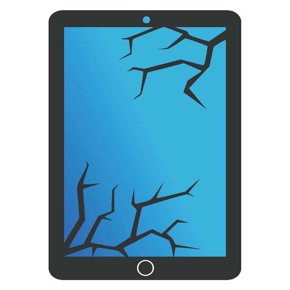 Apple iPad 5 broken Screen Repair Service iMaster Repair