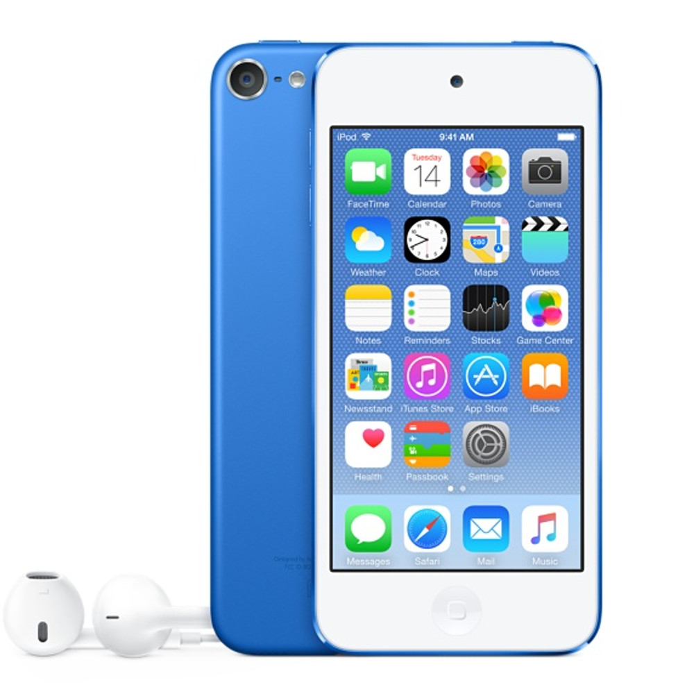 iPod Touch 6th Generation Charge Port