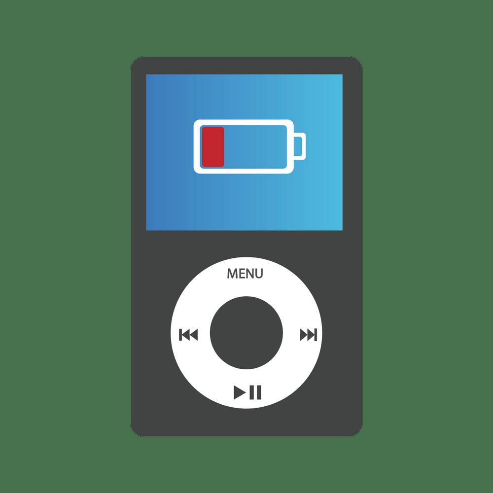 iPod Classic 6th Generation Battery Repair Service | iMaster Repair