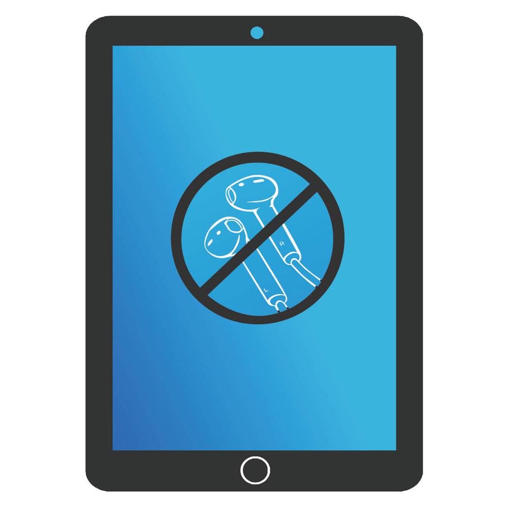iPad Air 2 Broken Head Phone Jack Repair