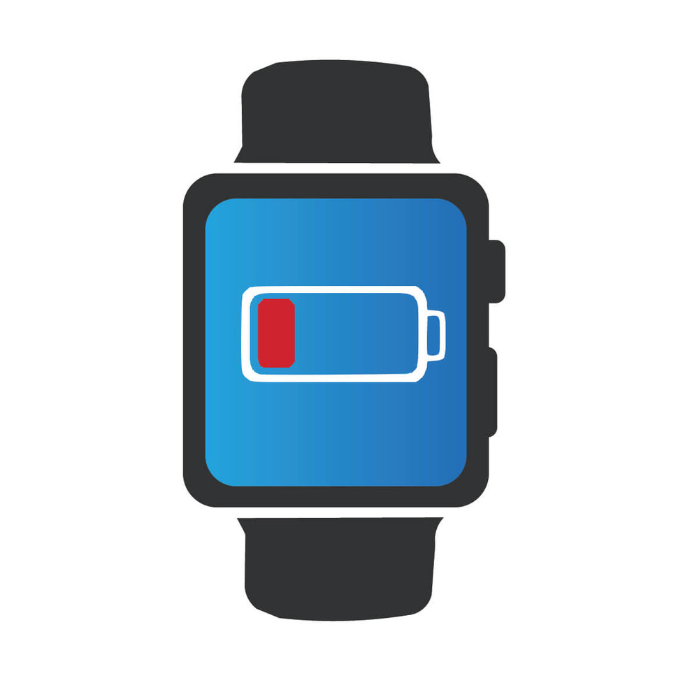 Apple Watch Series 0, Series 7000, Series 1 38MM Battery Repair