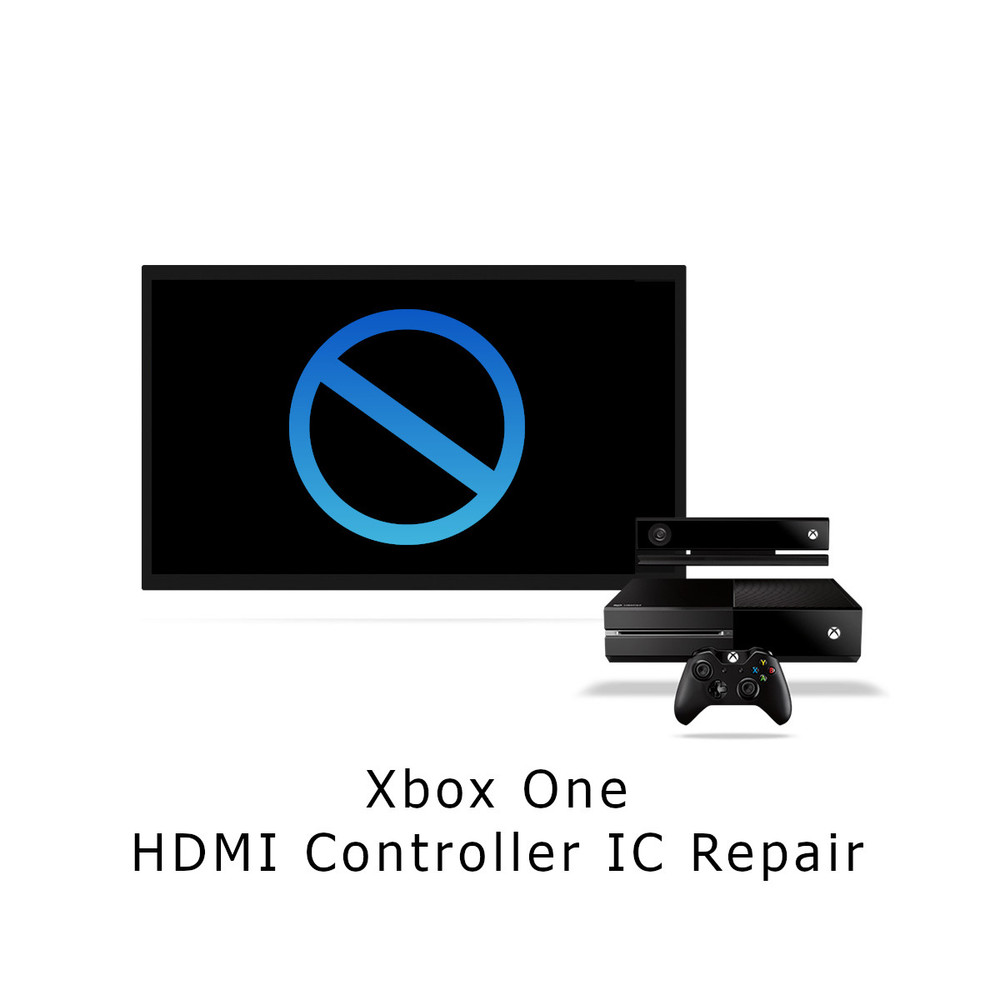 Xbox One HDMI Controller IC Repair