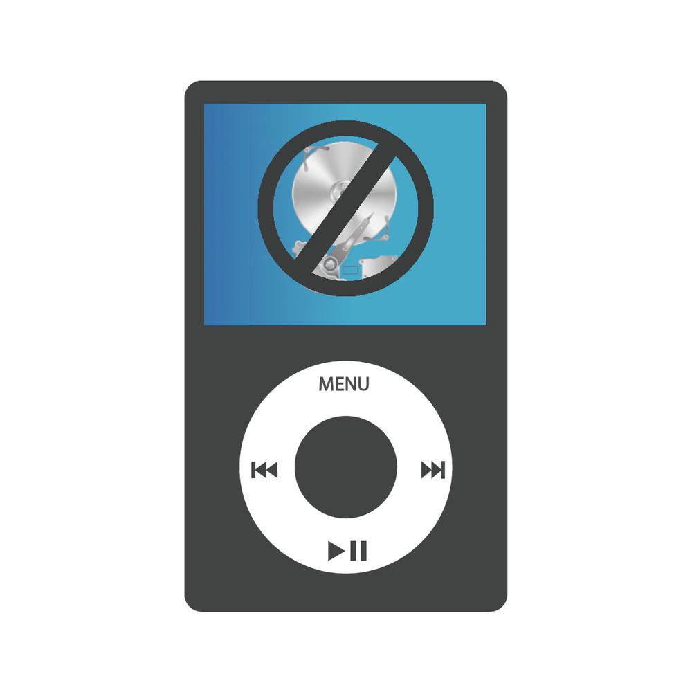 iPod Classic 6th Generation Hard Drive Upgrade Repair Service | iMaster Repair