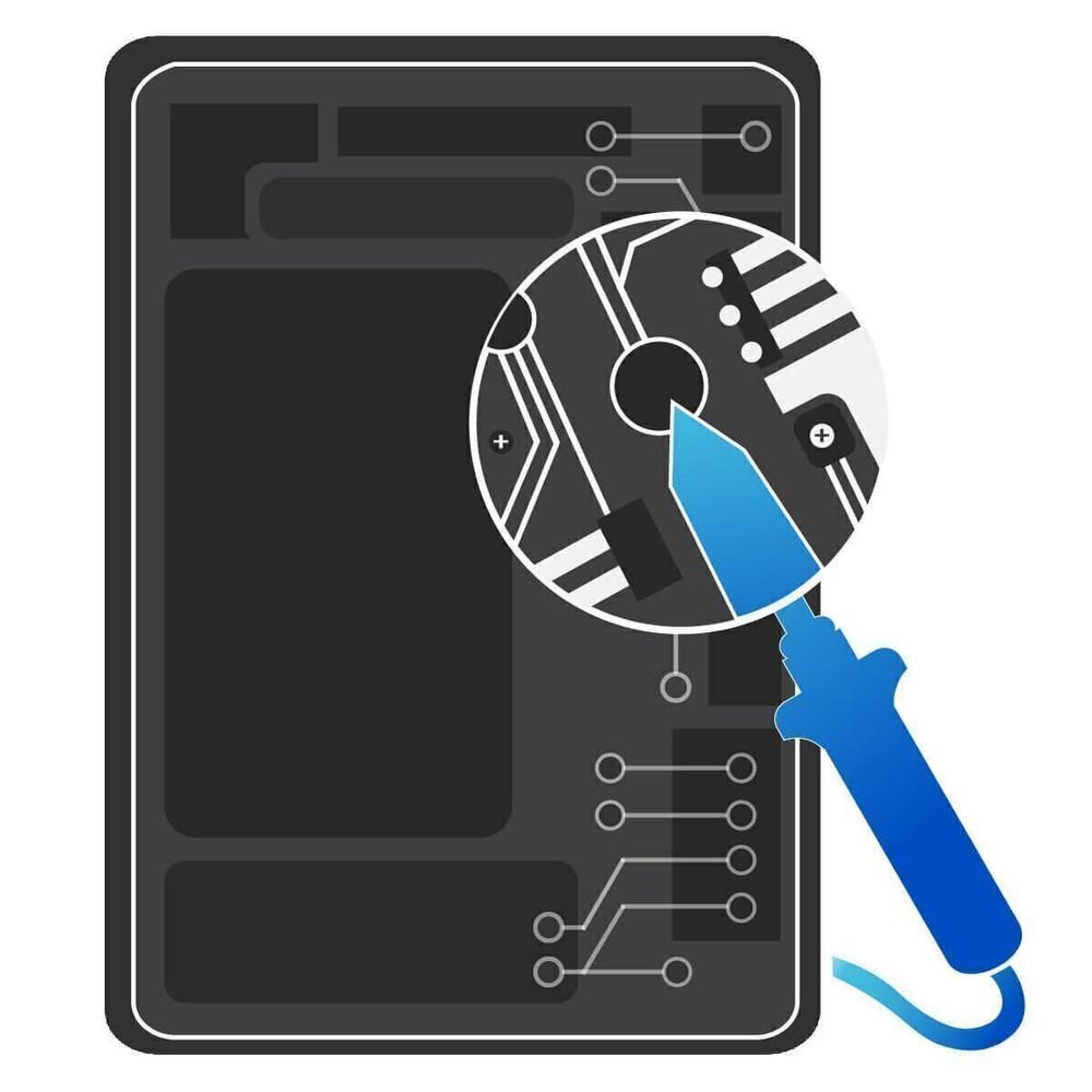 Apple iPad 6 Tristar U2 Charging IC Repair | iMaster Repair | United States