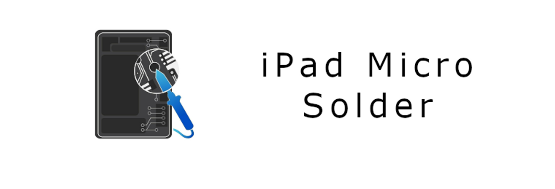 Apple iPad Micro Solder Repair