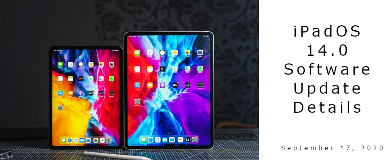 Apple iPadOS 14 Launched - What's your favorite update?