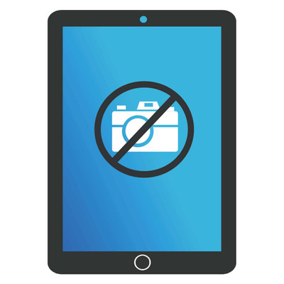 Apple iPad 5th Generation Camera Repair Service iMaster Repair