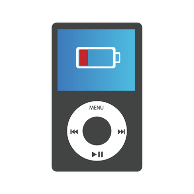 iPod Classic 6th Generation Battery Repair Service | iMaster Repair