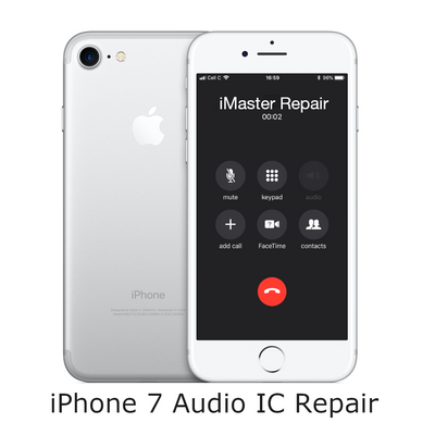 Apple iPhone 7 Main Audio IC Repair