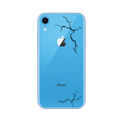 Apple iPhone XR back glass repair Service | iMaster Repair