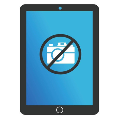 Apple iPad 7 Camera Repair Service | iMaster Repair