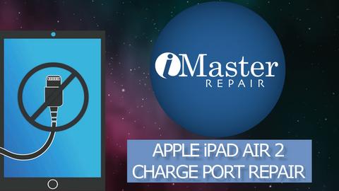 What Does an iPad Air 2 Charging Port Repair Look Like?