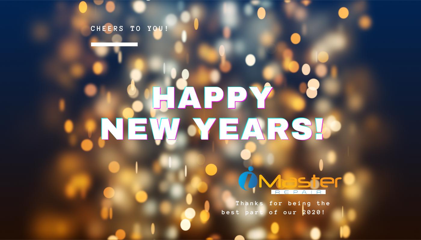 Happy New Years from iMaster Repair