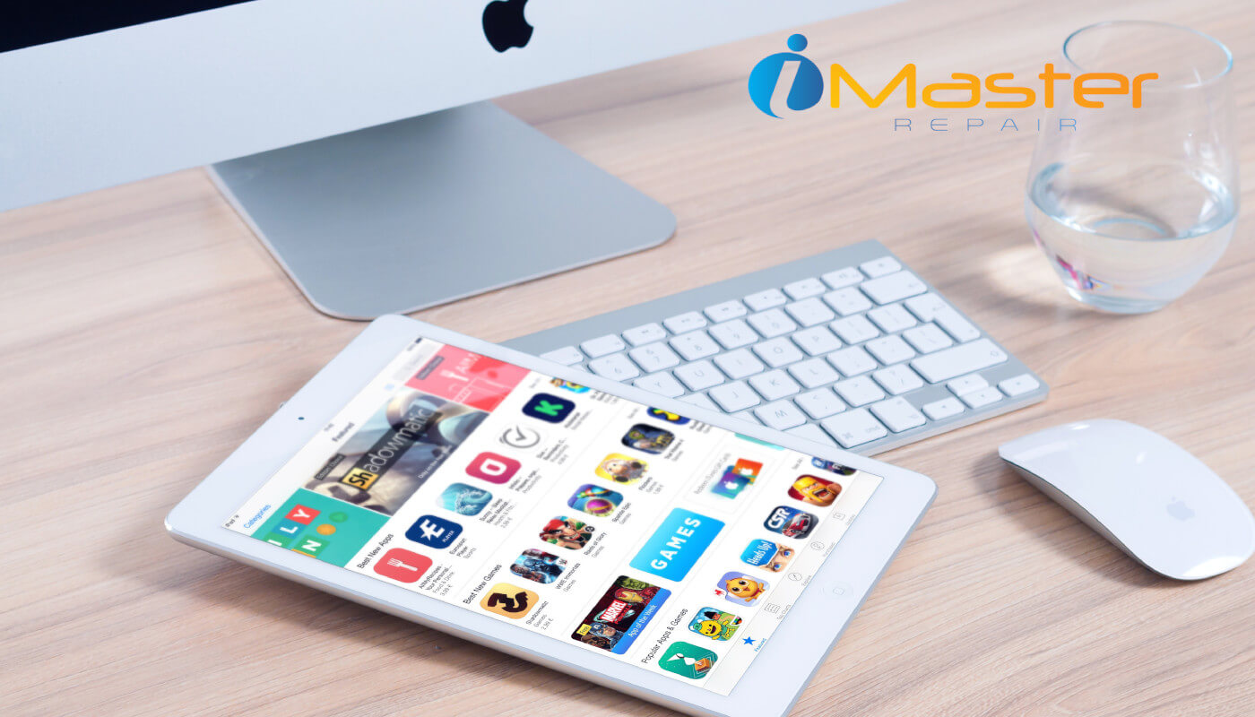 iMaster Repair Home Page Carousel Image iPad