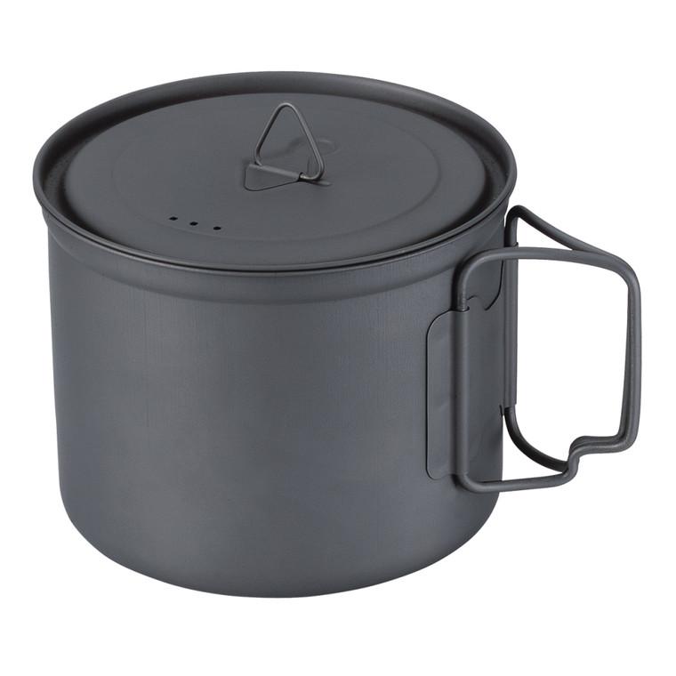Titanium Pot w/ Lid