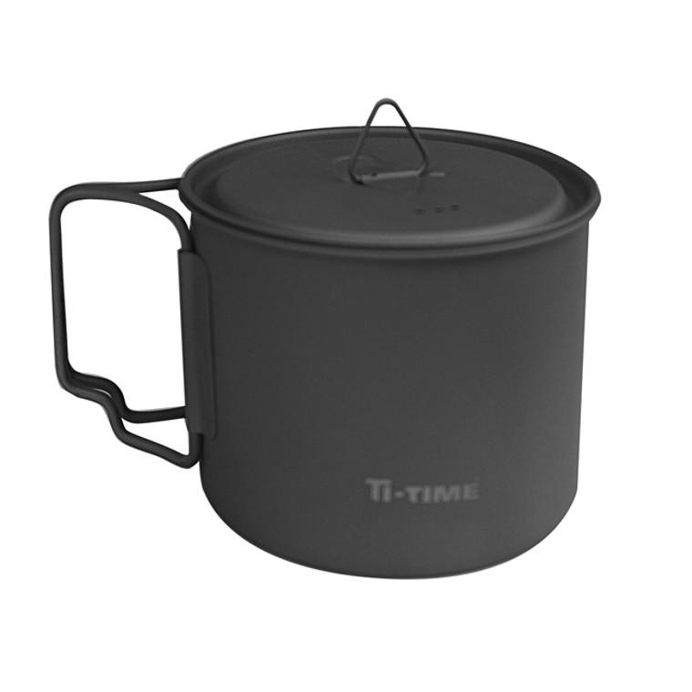 Titanium Cup w/ Lid