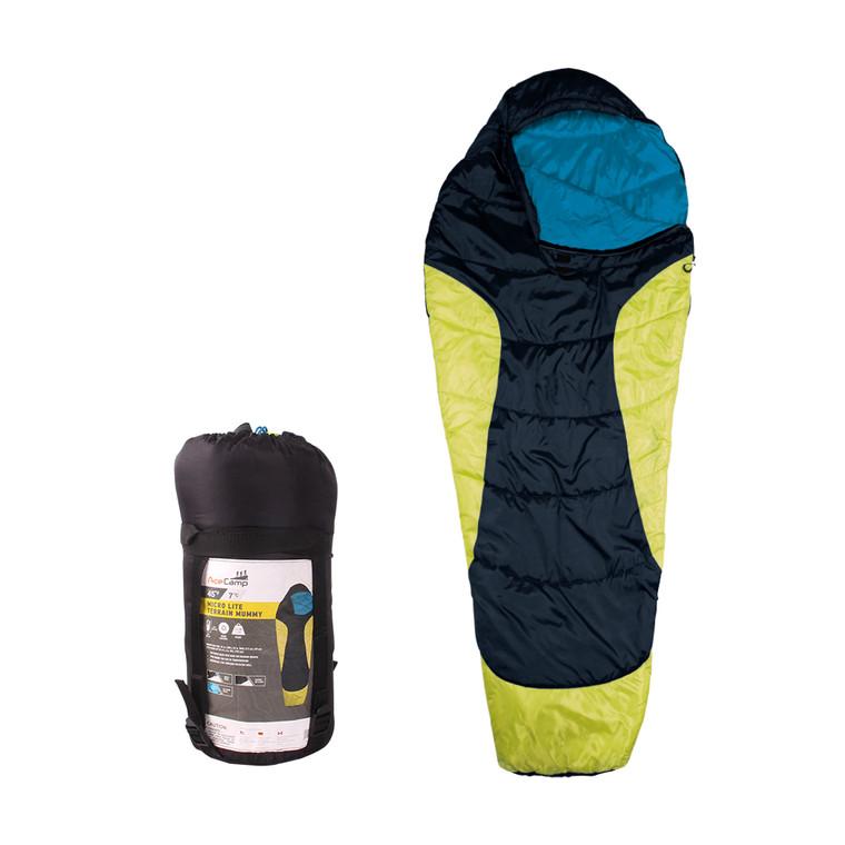 Micro Lite Terrain Mummy Sleeping Bag