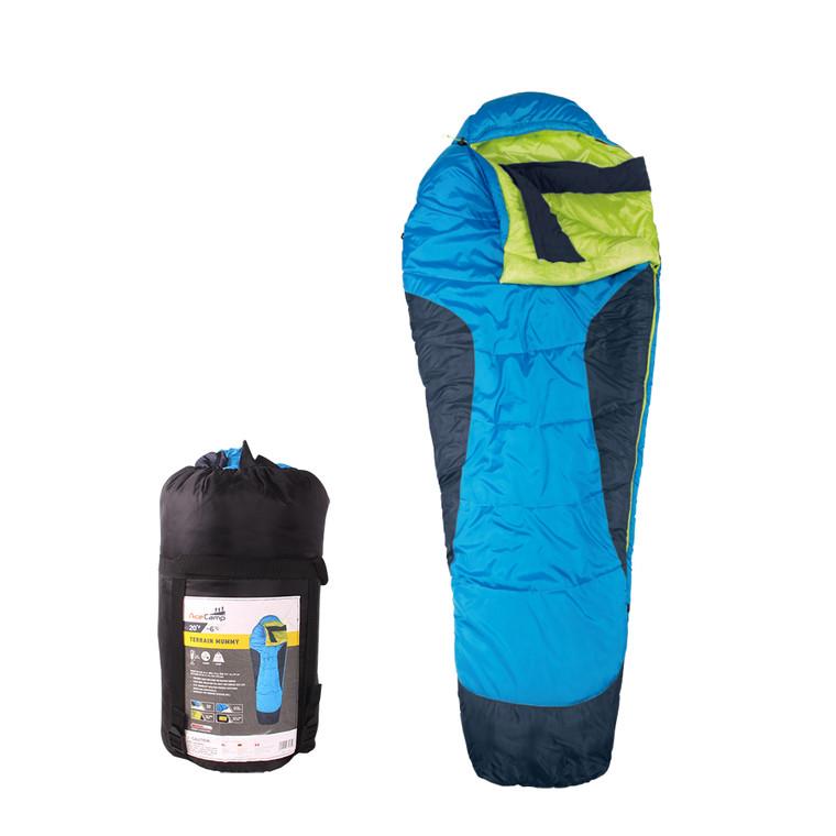 Terrain Mummy Sleeping Bag