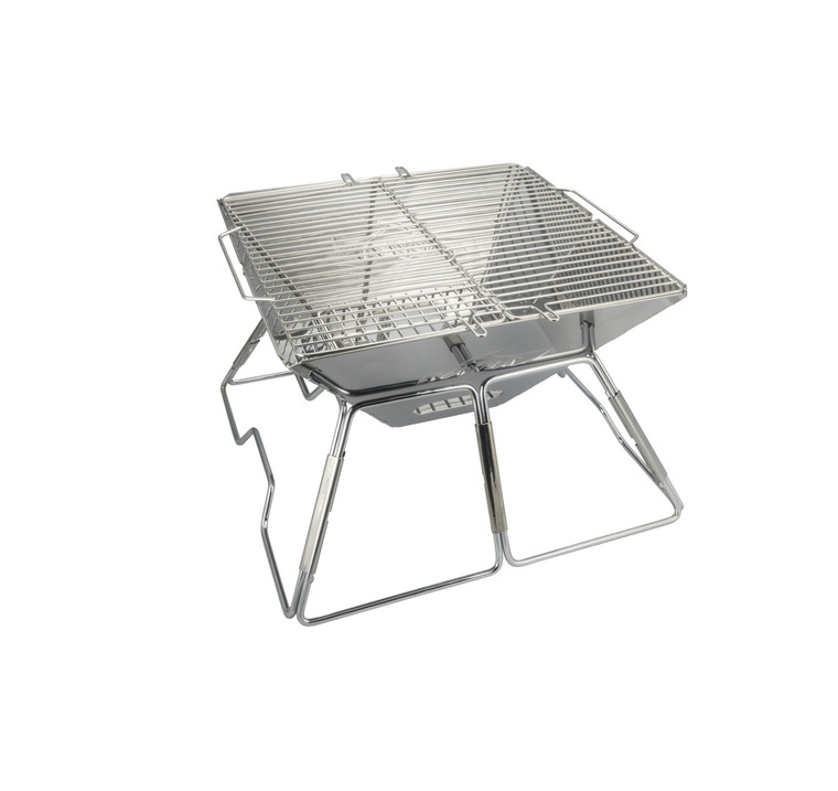 Classic Charcoal Potable BBQ Grill - Small